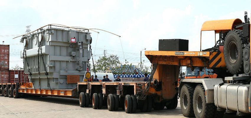Large transformer on it's way for New South Wales wind farm -Equipmentimes.com
